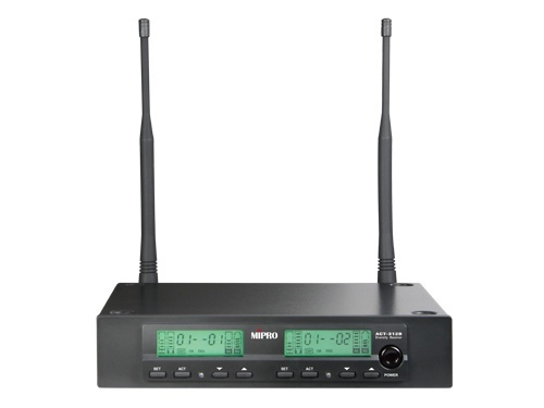 ACT-312B Dual-Channel Diversity Receiver, MIPRO Приёмник
